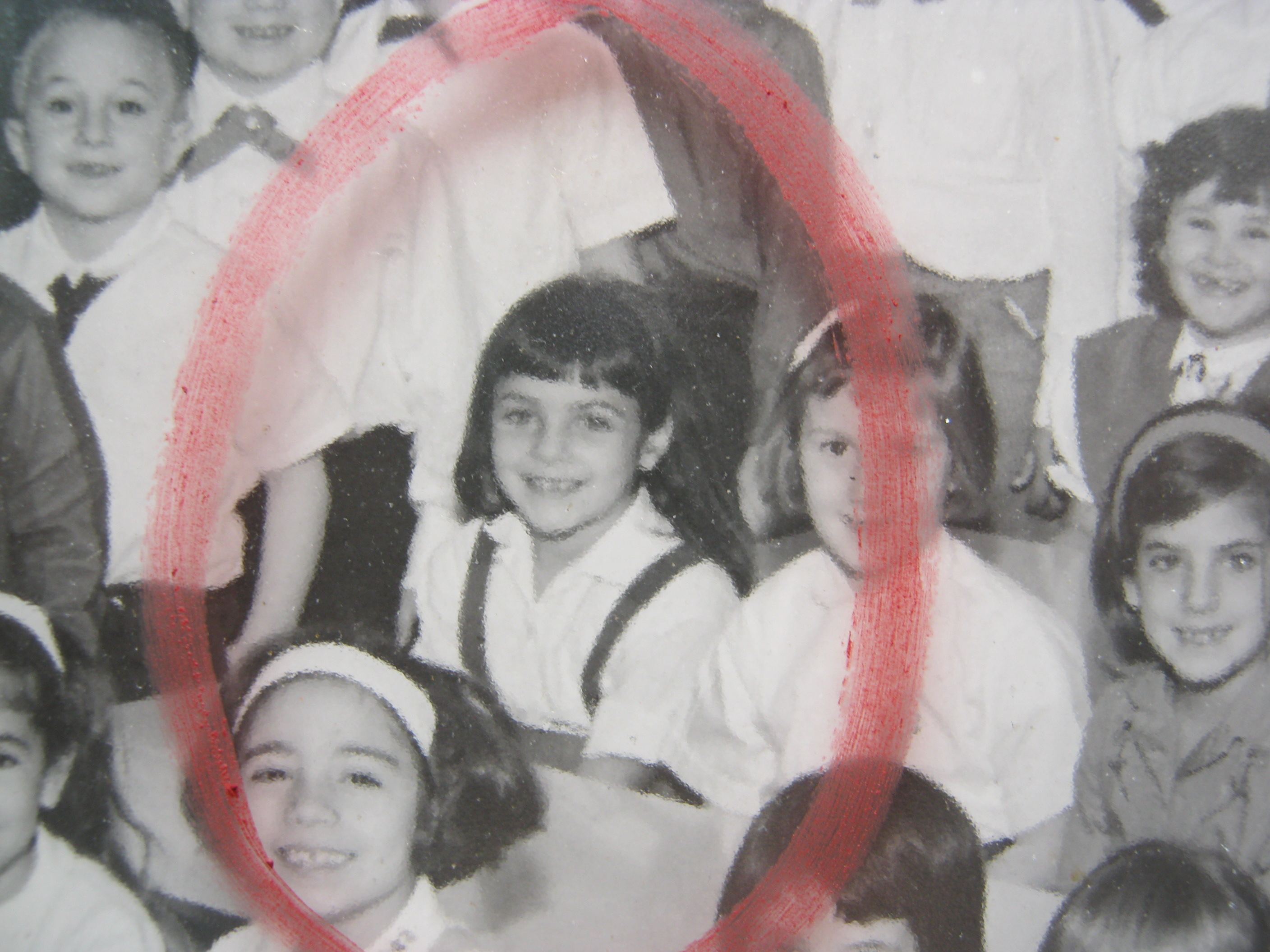 Jill in the 1st grade in Brooklyn New York at PS 206