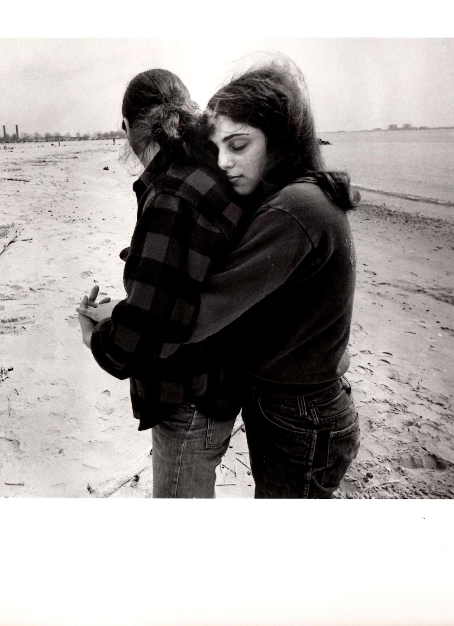 Jill Slaughter - age 14, with long-term boyfriend