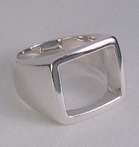 The Freedom Ring - designed by Jill Slaughter