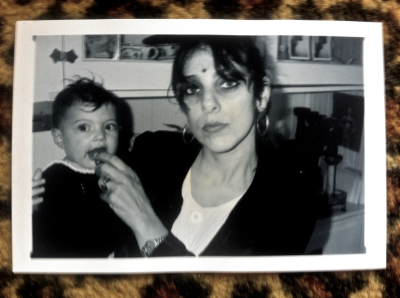 Jill and baby Zazu