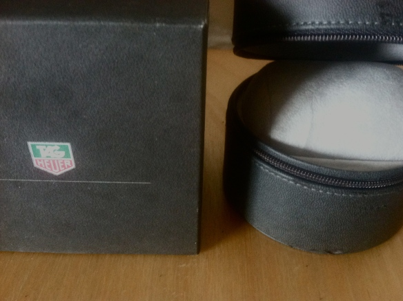 Tag Heuer Watch box