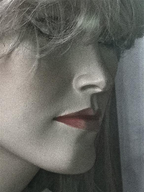 mannequin face